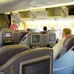 タイ航空 ビジネスクラス(TG217 バンコク スワンナプーム – プーケット)