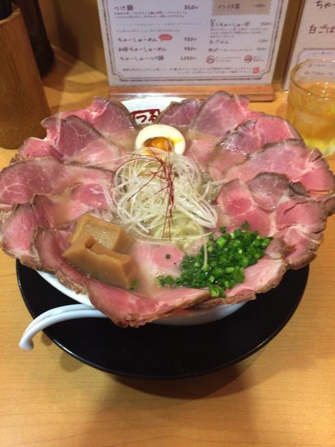 【京都】正統派和風ラーメン 鶴武者