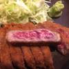 豚カツの時代は終了です。『牛かつ もと村 浜松町店』で牛かつをはじめて味わう