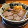 【福岡】豚骨魚介スープが美味い 博多中華そば まるげん