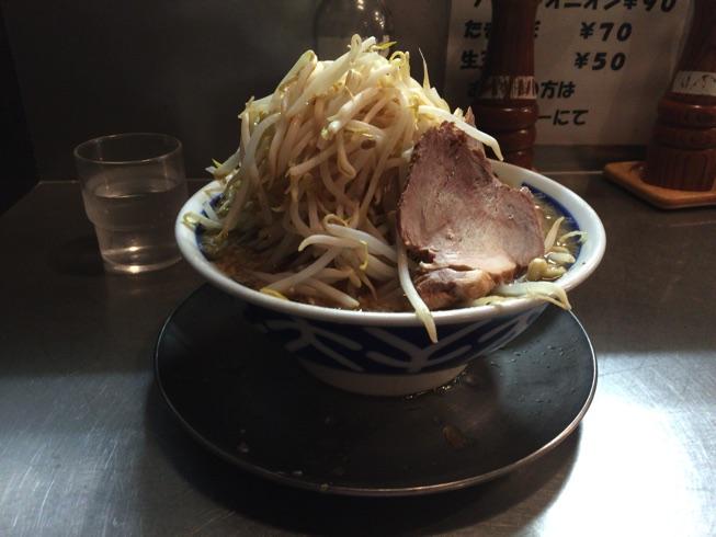 【福岡大橋 ラーメン大】九州の地でも二郎系を楽しめました!