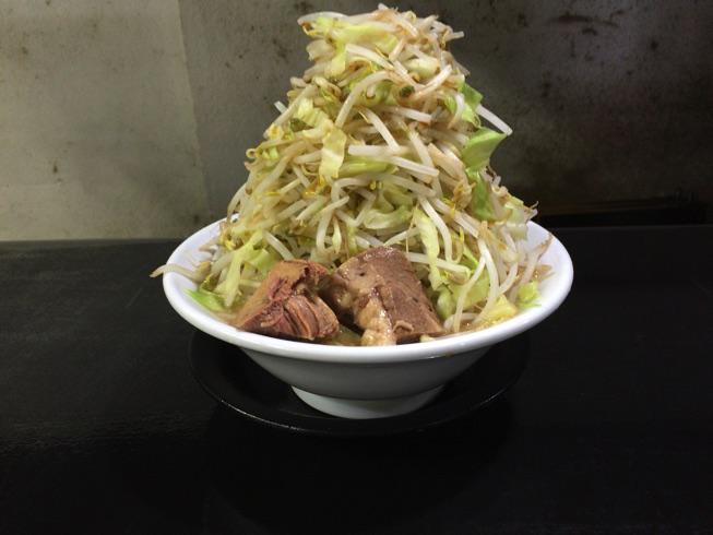 島系本店桜島ラーメン