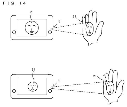 【赤外線カメラ】NXの新特許情報を読み解いてみた。【ジェスチャー】
