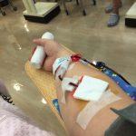 【漢の休みの使い方】献血ルームでリラックスした時間を過ごしてきました。