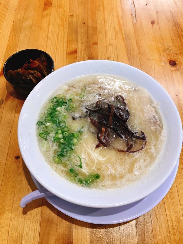 【元気一番!! 柳橋本店 】鉄の掟解除!?福岡最強のスッキリ濃厚スープが美味しすぎます。
