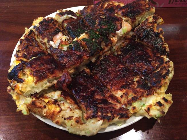【ふきや福ビル地下店】カリトロ仕立てのお好み焼きは、やみつき確定の美味しさでした