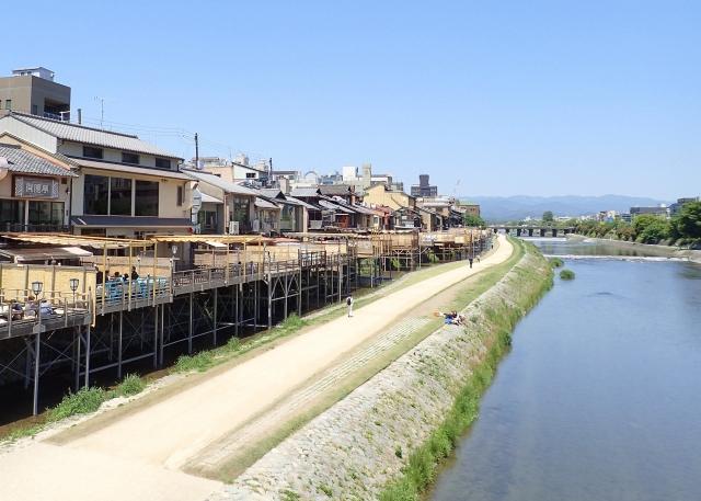 Kawadoko kyoto
