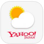 iPhoneの「天気」アプリがアテにならないので、【Yahoo!天気】を導入したら雨対策がはかどりすぎる!!