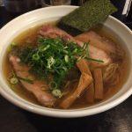 【中華そば かなで】福岡しょう油らーめん界 最強の美味しさでした。