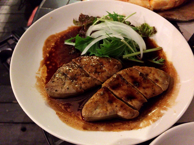 【サンパチキッチン今泉店】フォアグラ料理がたった380円で食べれる激ウマイタリアン