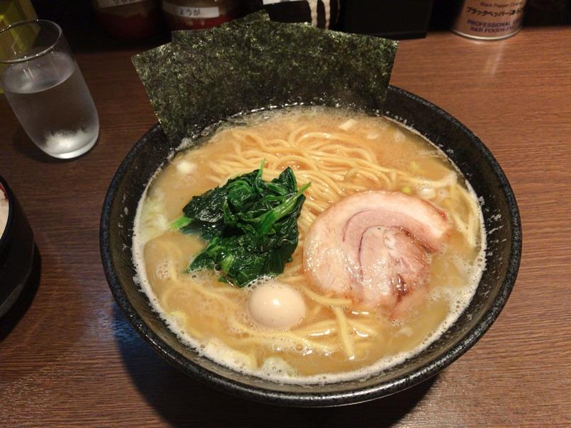 【壱壱家】福岡登場!本格的な家系ラーメンは何度も食べたい味でした。