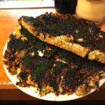 【ふきや 博多店】博多駅近くで美味しく懐かしいお好み焼きを頂きました