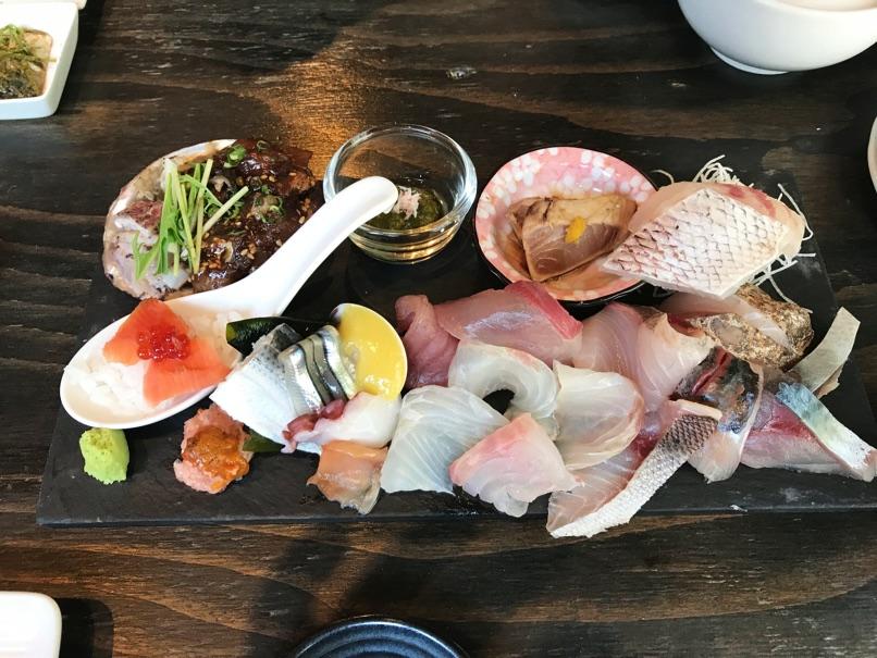 【小野の離れ】コスパ最高!鮮魚山盛りの満腹卒倒ランチの宴を開催しました!
