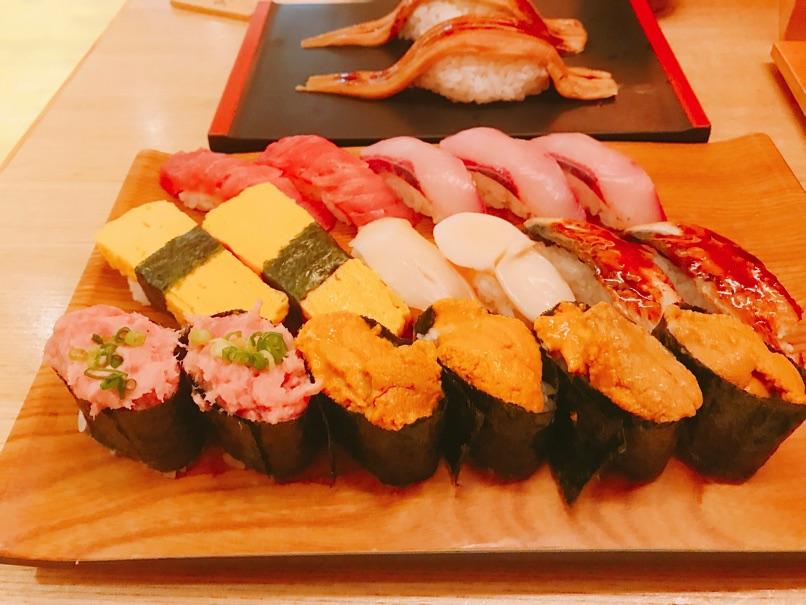 【雛鮨(ひなすし)西銀座店】銀座で高級寿司が食べ放題! コスパ最高の寿司を頂きました。
