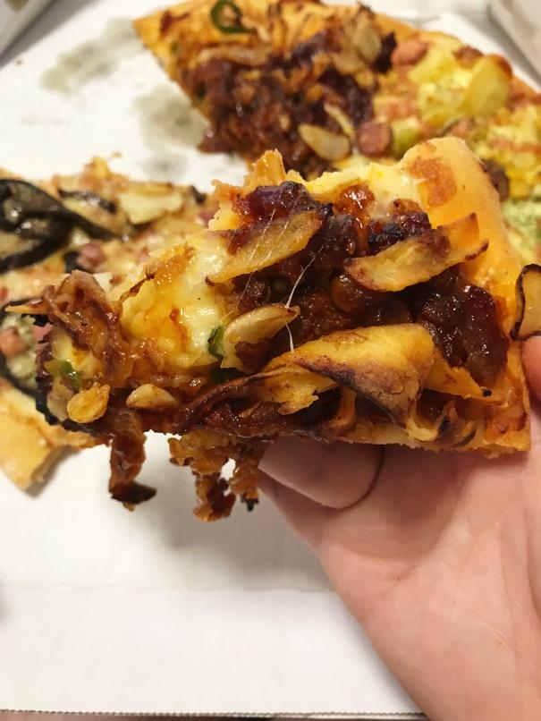 PizzaHat hkt 16