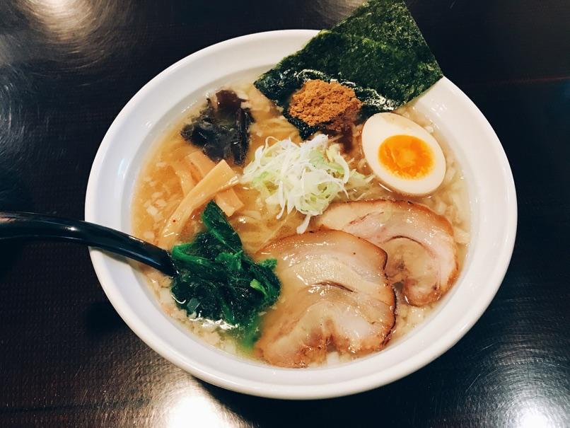 【久屋】清湯スープが極ウマ!絶品醤油ラーメンを頂きました。