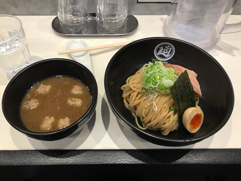 【つけ麺Tetsuji】もつの旨味が生み出す濃厚魚介つけ麺 リピート確定の美味さでした。