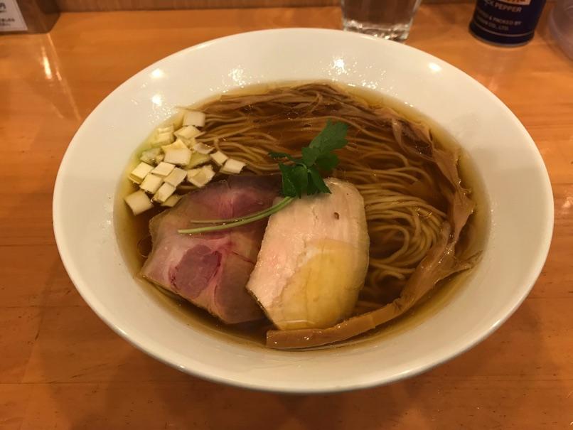 【はや川】福岡で旋風を起こす「地鶏醤油らーめん」 上品な旨味が胃袋わしづかみでした!