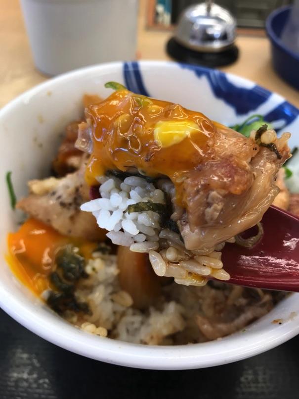 Matsuya goteri chicken10