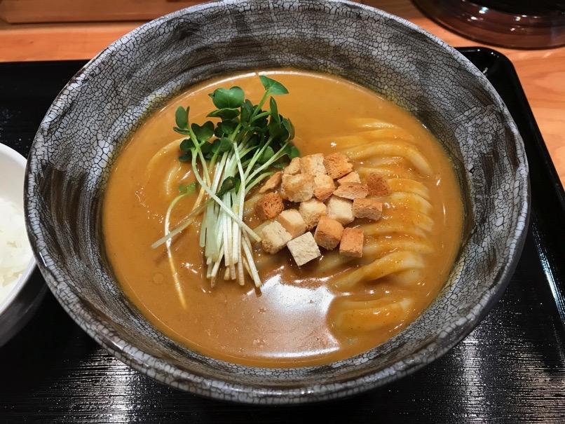 Ensei Ccurry udon 4
