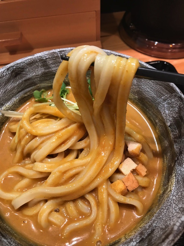 Ensei Ccurry udon 7