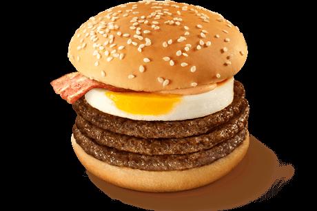 Mac gekkou burger l