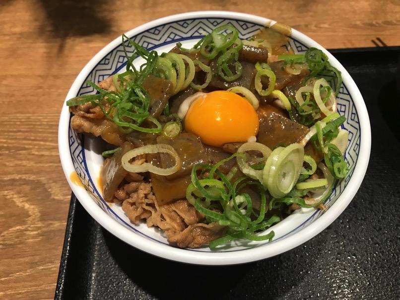 Yoshinoya gyudoteni 10