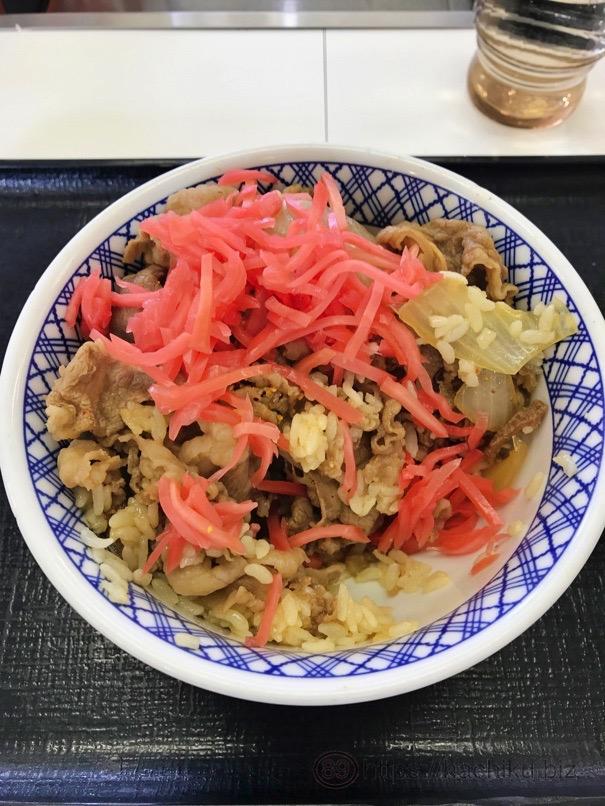 Yoshinoya tyoutoku 12