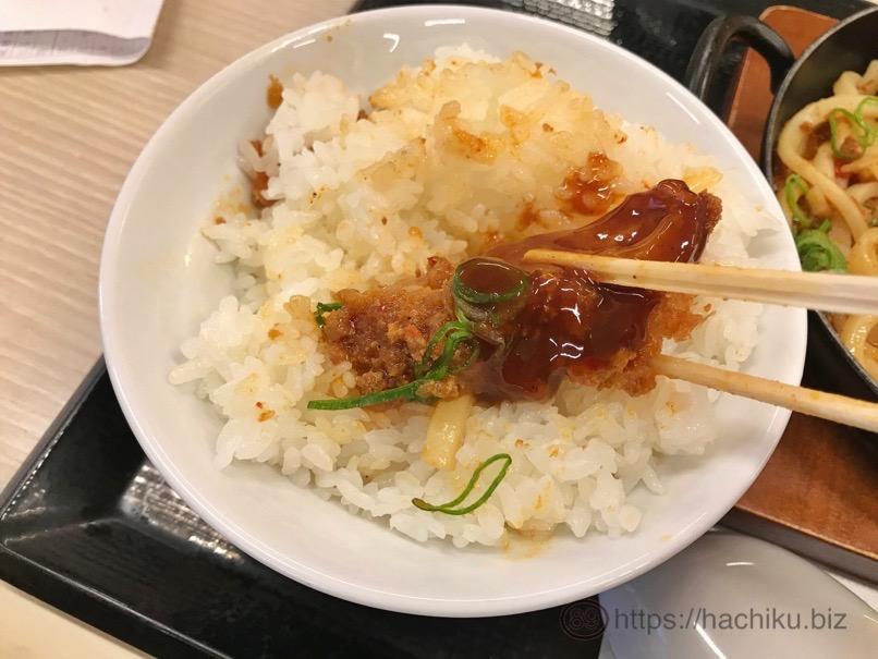 Katsuya curryudon chicken 12