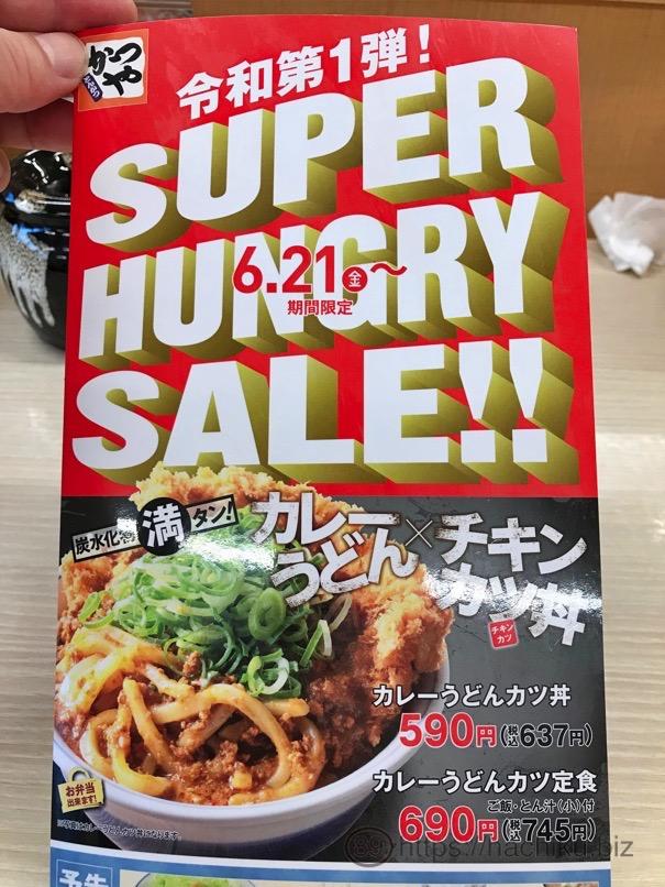 Katsuya curryudon chicken 3