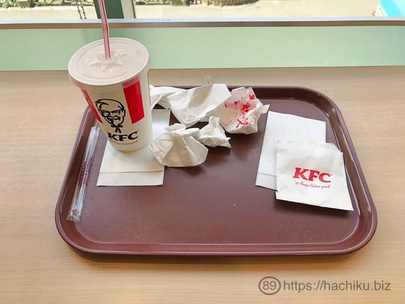 KFC redhotsand 13