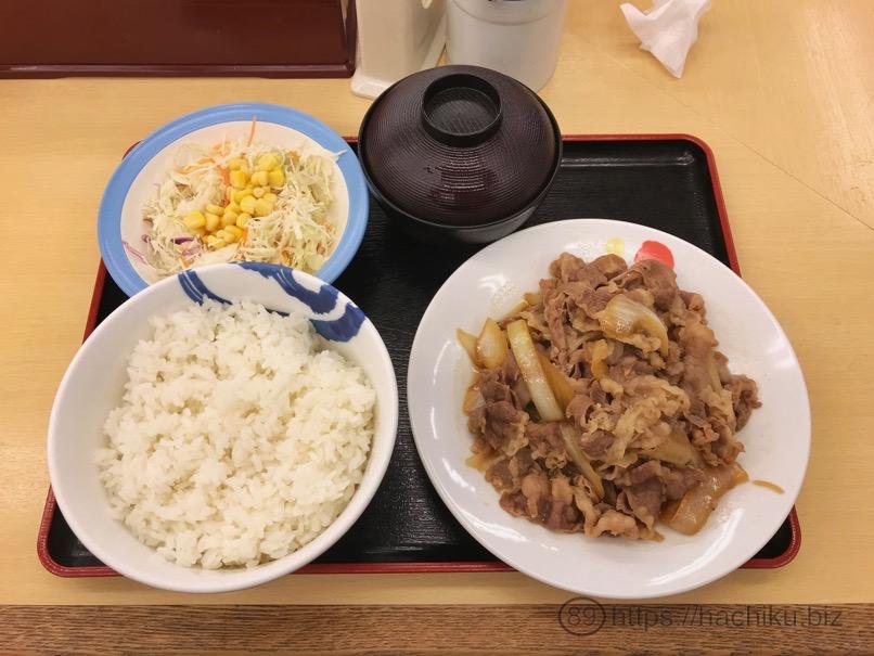 Matsuya nikudossari 2