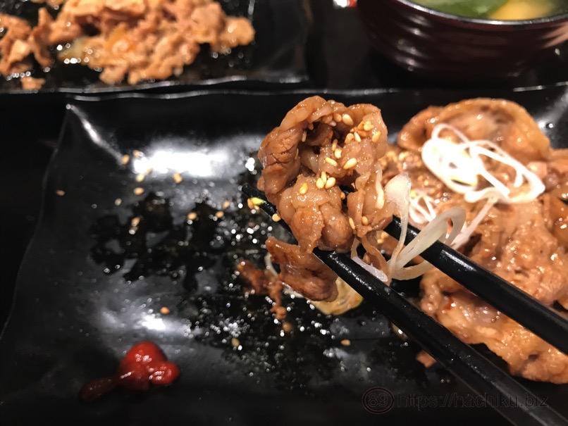 Yoshinoya Wteisyoku 10