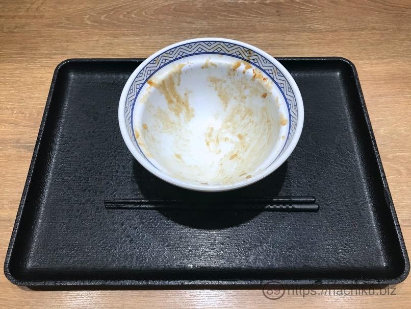 Yoshinoya sauce pork 21