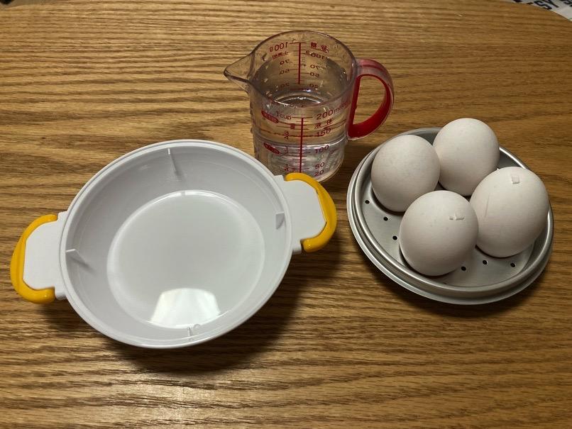 Range boil egg 15