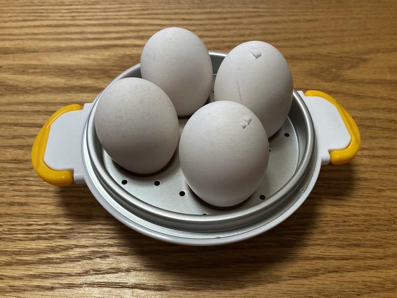 Range boil egg 21