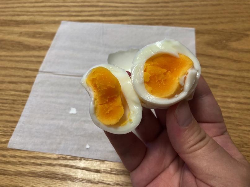Range boil egg 31